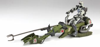 Figure Review – Durge with Swoop Bike