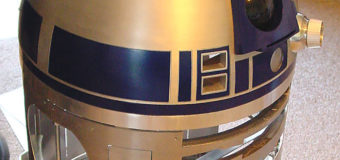 Building a Life-Size R2-D2 – Part 2