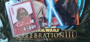 Celebration 3 Diary, Day 0