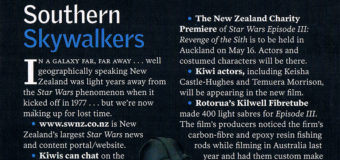 SWNZ in the Reader's Digest