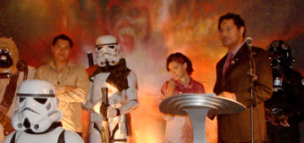 'Revenge of the Sith' Charity Premiere