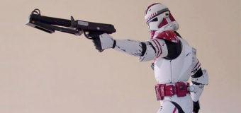 Quick Review – Exclusive Kotobukiya Shockrooper