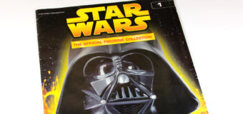 Star Wars Figurine Magazine Details