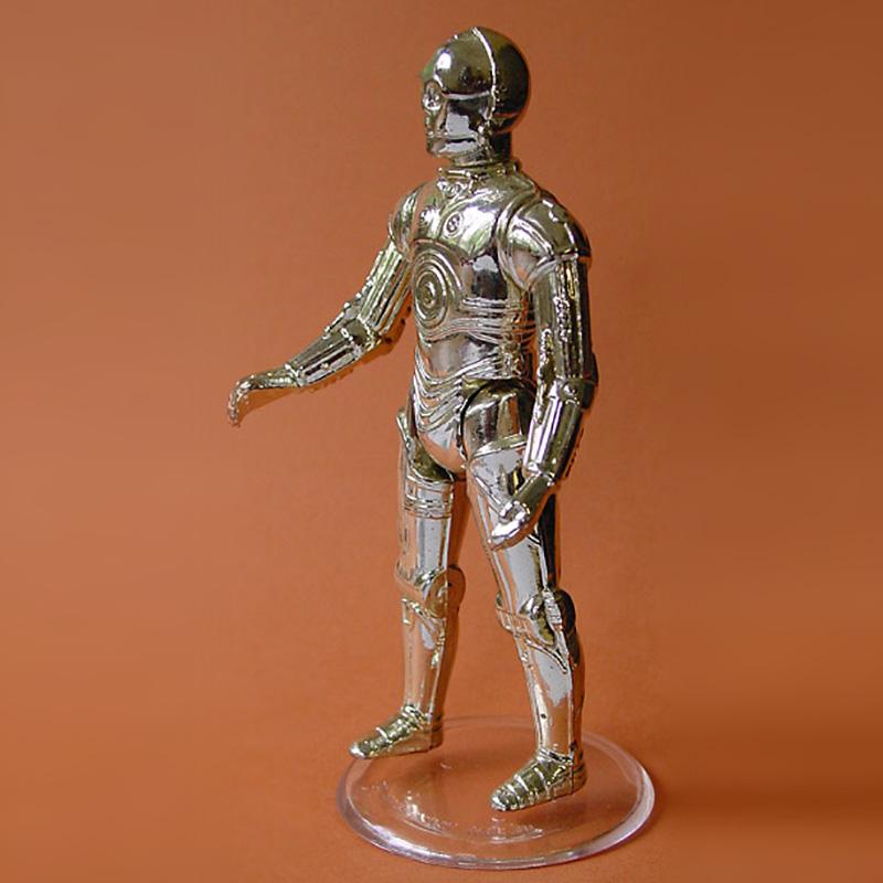 Vintage C-3PO Action Figure