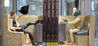 Reel Collectibles Review – Gentle Giant Cantina Bookends