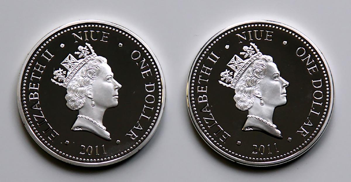 Nz Mint Star Wars Coins Shipping Swnz Star Wars New Zealand