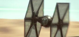 Star Wars VII: The Force Awakens Full Trailer