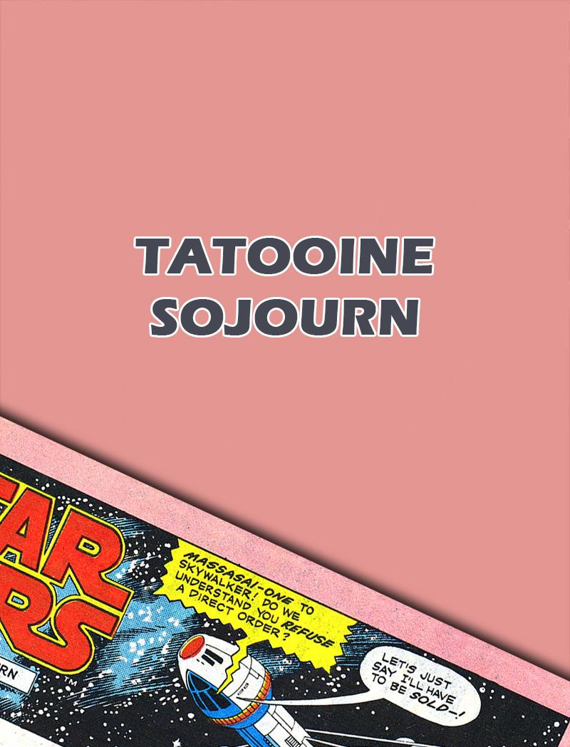 Tatooine Sojourn