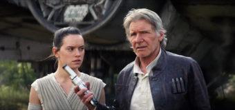 Star Wars VII: The Force Awakens ABC TV Spot