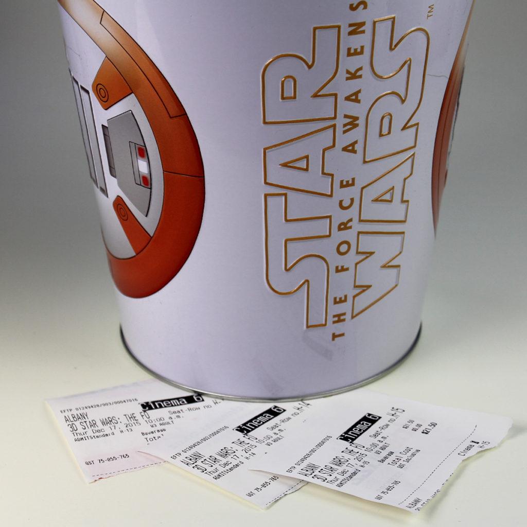 Star Wars Episode 7 Box Office