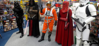 Force Friday Midnight Madness Event, Toyworld Albany