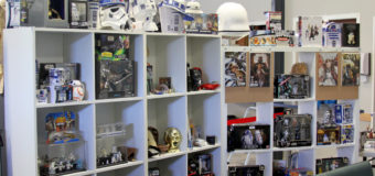 Star Wars Display in Rototuna