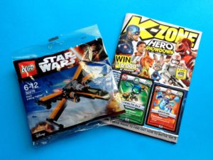 KZone Magazine Star Wars