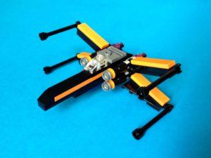 KZone Magazine and Lego Poe's X-Wing 2