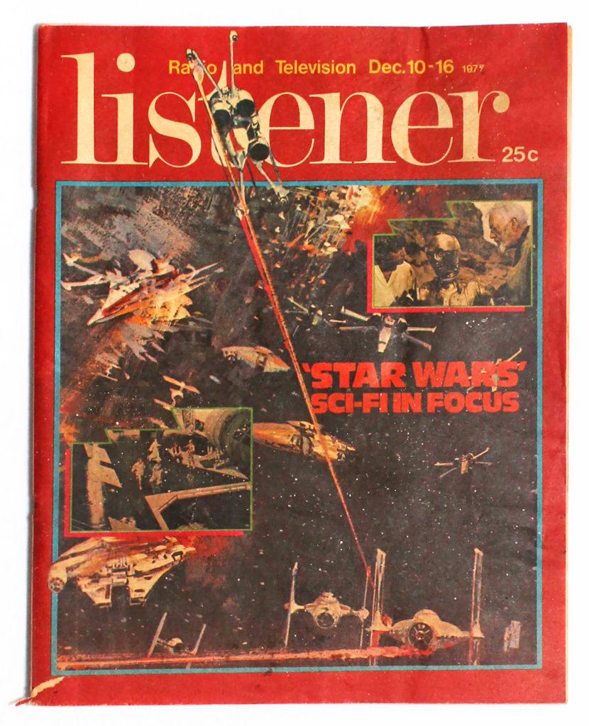 Listener Magazine - 10-16 Dec 1977