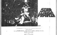 Star Wars: A New Hope, 24 December 1977