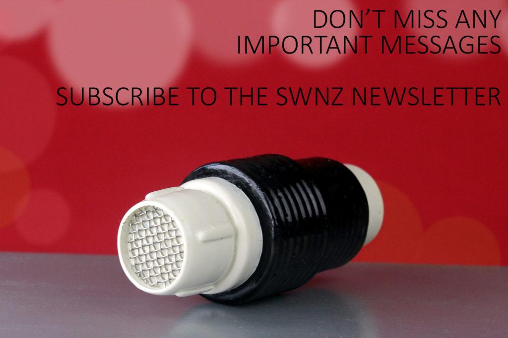 SWNZ Newsletter