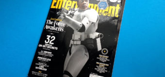 Nov 2015 Entertainment Weekly Magazine