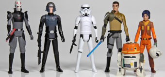 'Star Wars: Rebels' Figures at Toyworld Stores