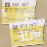 The Empire Strikes Back Special Edition movie tickets
