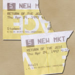 Return of the Jedi Special Edition movie tickets