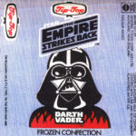Tip-Top Darth Vader ice-block wrapper