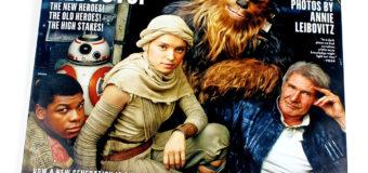 Star Wars Vanity Fair Magazine