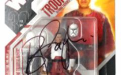 Bodie Taylor autograph