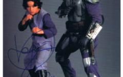 Daniel Logan autograph