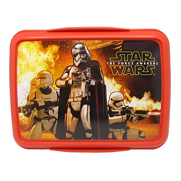 Briscoes - Star Wars: The Force Awakens lunch box