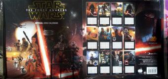 Star Wars Calendars at Calendar Club