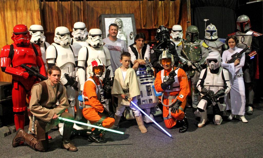 Star Wars Costuming NZ