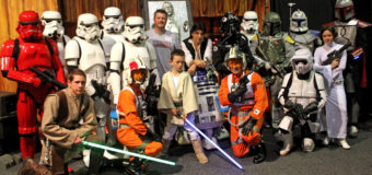 Star Wars Costuming in NZ