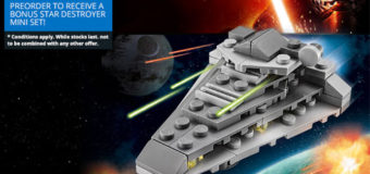 EB Games – Lego Star Wars: The Force Awakens