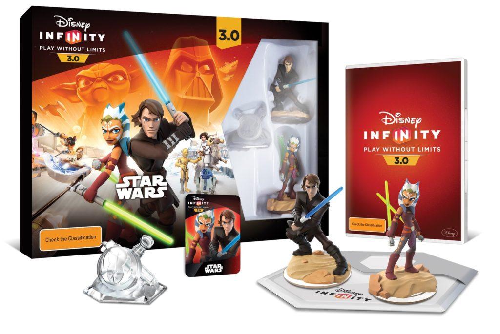 Star Wars Disney Infinity Packs