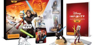 Preorder Star Wars Disney Infinity Packs at Mighty Ape