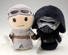 Episode 7 Itty Bittys plush toys