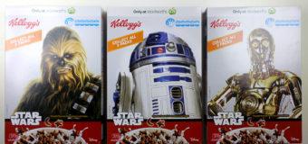 Kellogg's Star Wars Cereal (2016)