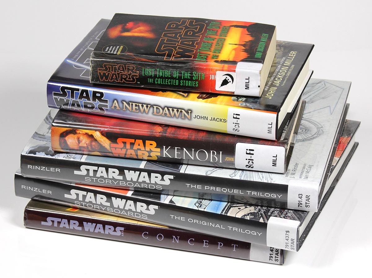 Afbeeldingsresultaat voor star wars books