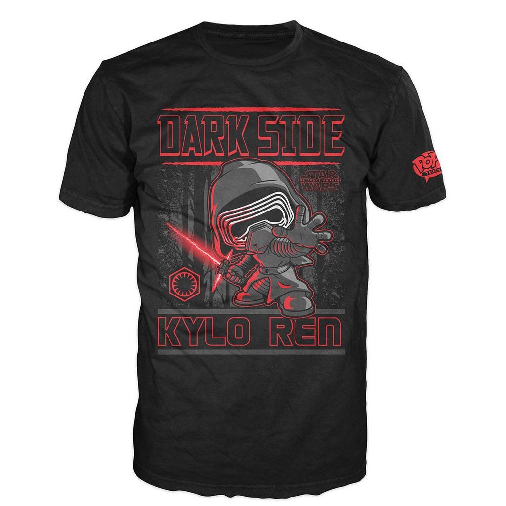 Mighty Ape - Pop! Vinyl men's Kylo Ren t-shirt