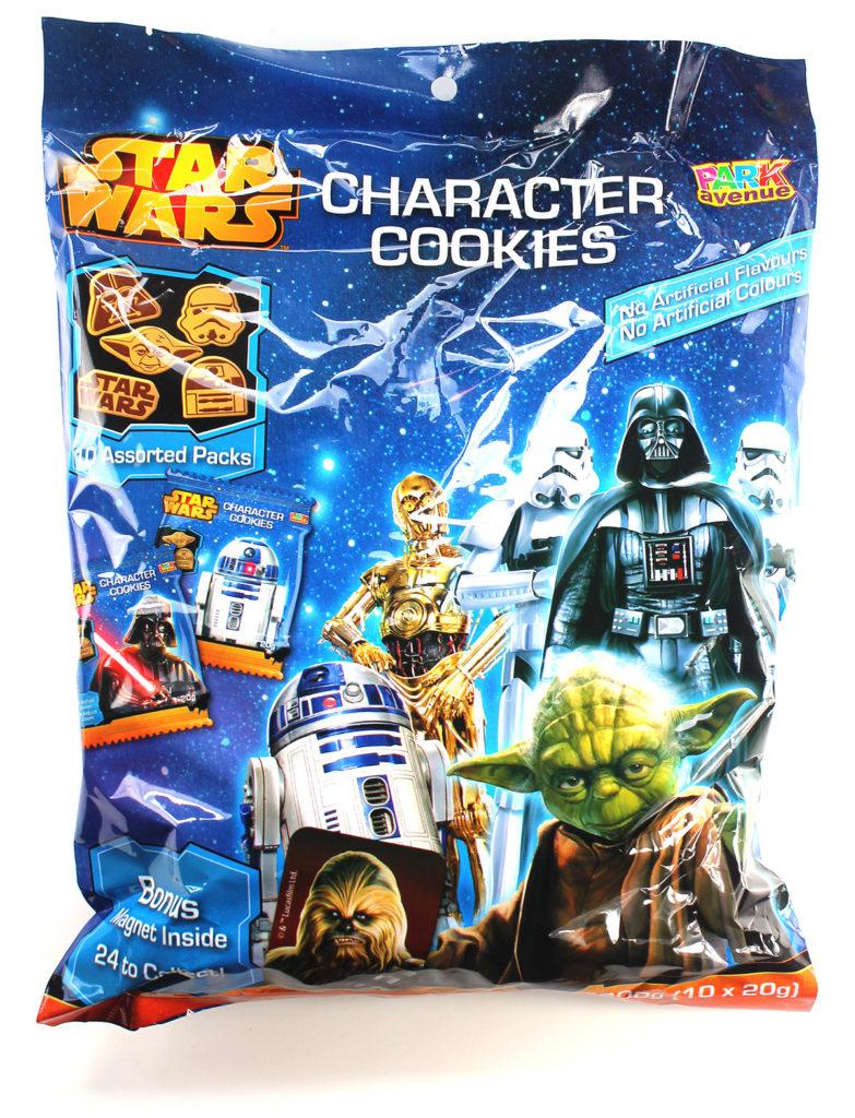 Park Avenue Star Wars cookies