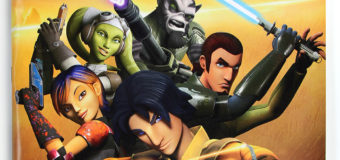 'Star Wars: Rebels' in SkyWatch magazine