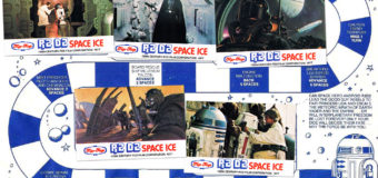 R2-D2 Space Ice Stickers (1977)