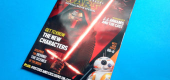 The Force Awakens Official Movie Special Magazine