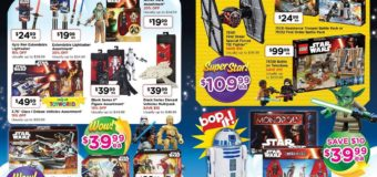 Toyworld Catalogue Sale – May 2016