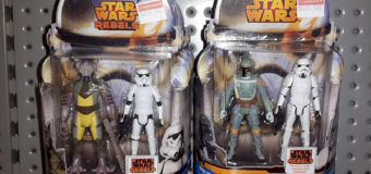 Star Wars Products at The Warehouse