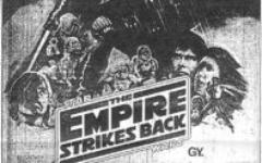 The Empire Strikes Back, 5 December 1980