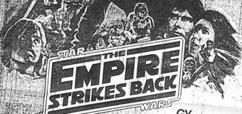 New Zealand Empire Strikes Back Premiere – 1980