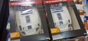 R2-D2 Cake at Countdown
