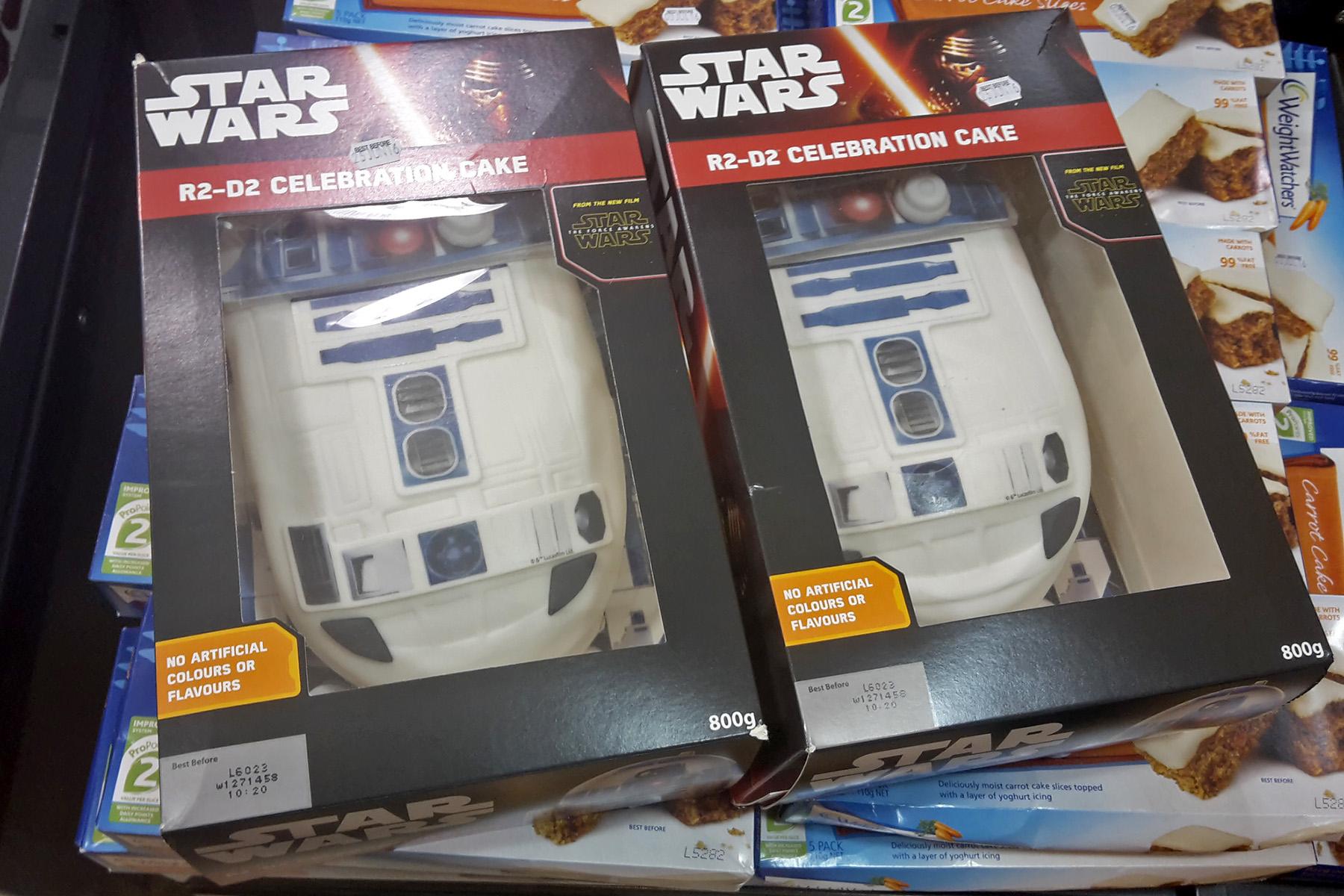 Star Wars Cake Auckland